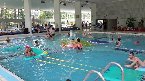 Avis piscine couverte buisson rond de chambery metropole for Chambery metropole piscine