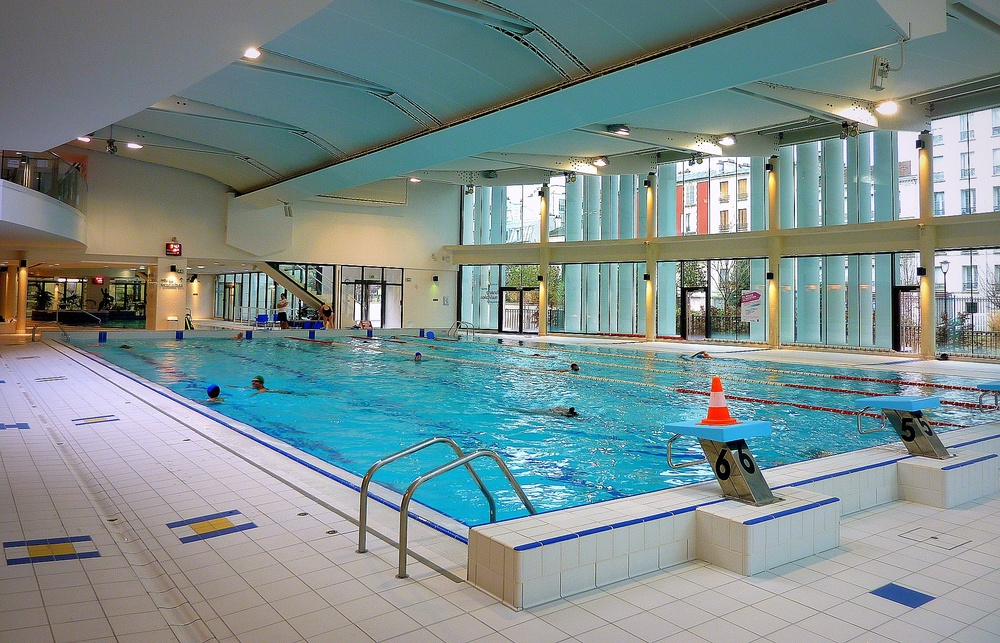 Avis Centre Aquatique A Levallois