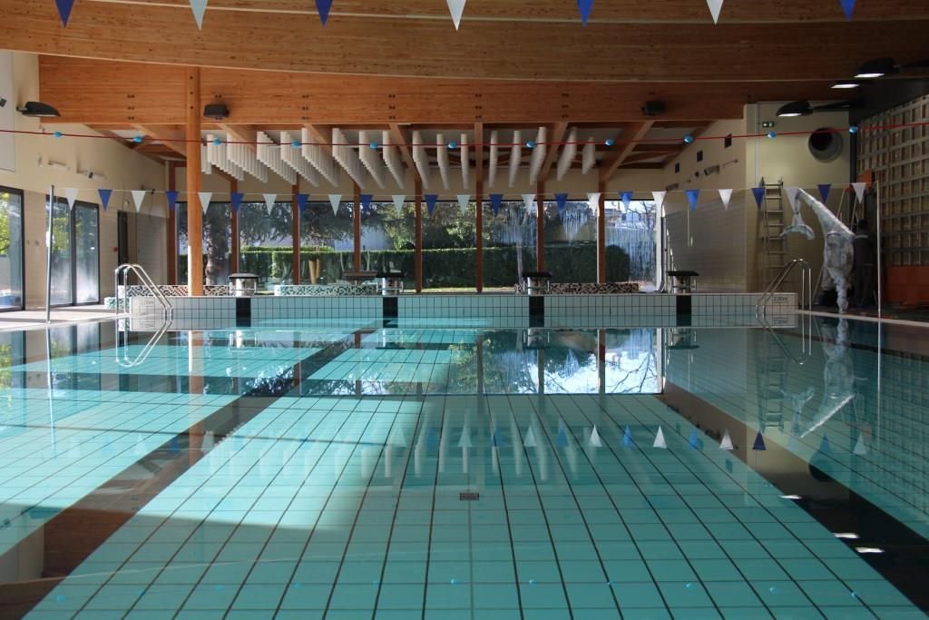 avis piscine municipale de coulaines