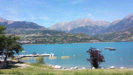 Avis lac de serre poncon les eygoires - Camping lac serre poncon piscine ...